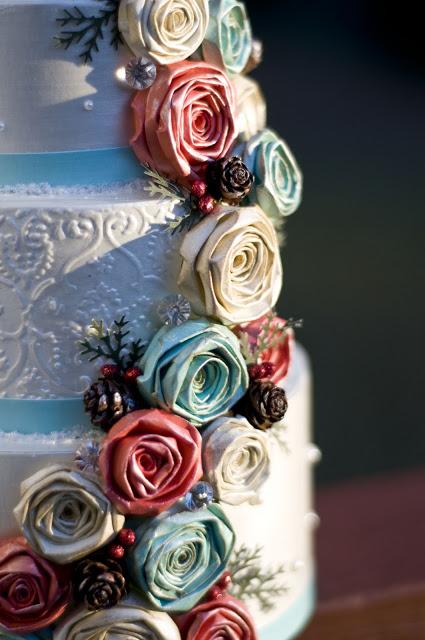 Tracey Mason paper cake