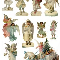 Some vintage Christmas ephemera
