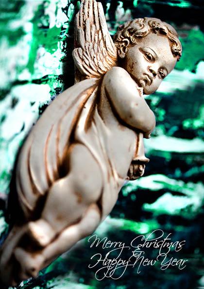 Nathalie Graafland Christmas card 2012