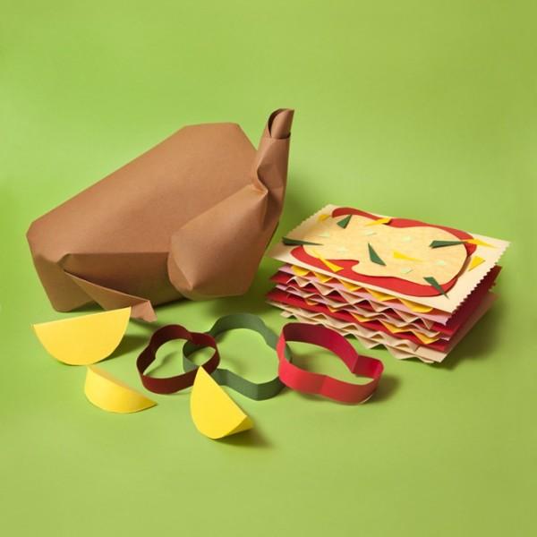 Millilitres' paper food