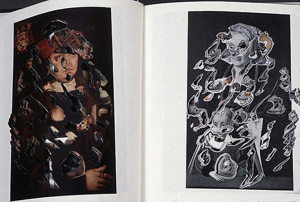 Doug Beube's Gouge series