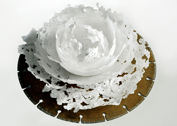 Traudl Stahl - sea rose