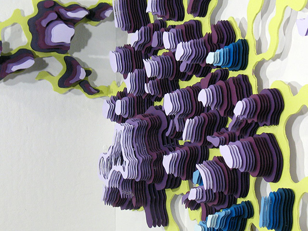 Charles Clary paper art