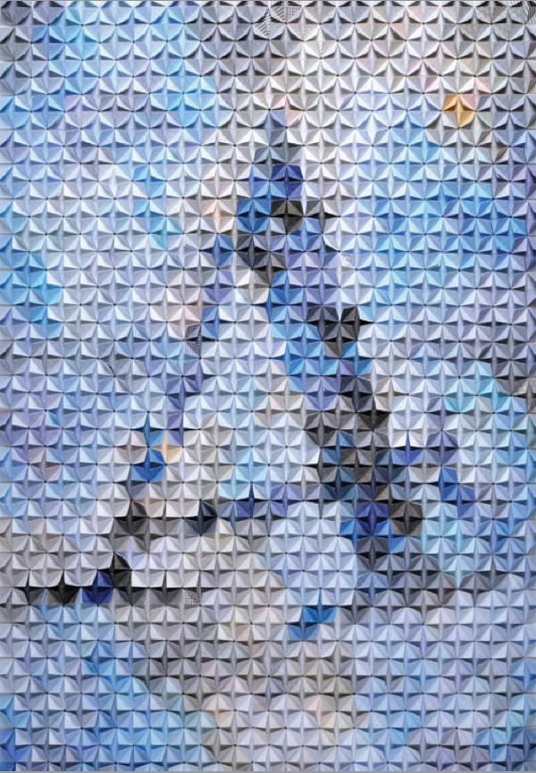 Francisca Prieto paper folds