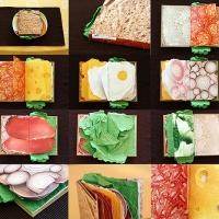 Pawel Piotrowski's sandwich book