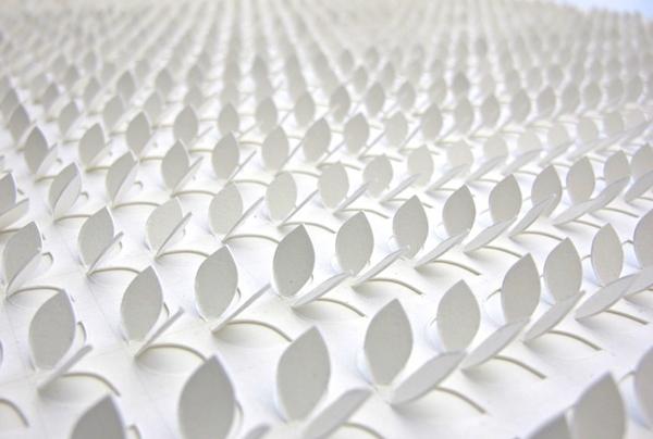 Jaq Belcher paper cuttings