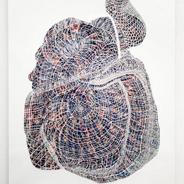 Natasha Bowdoin paper cuttings
