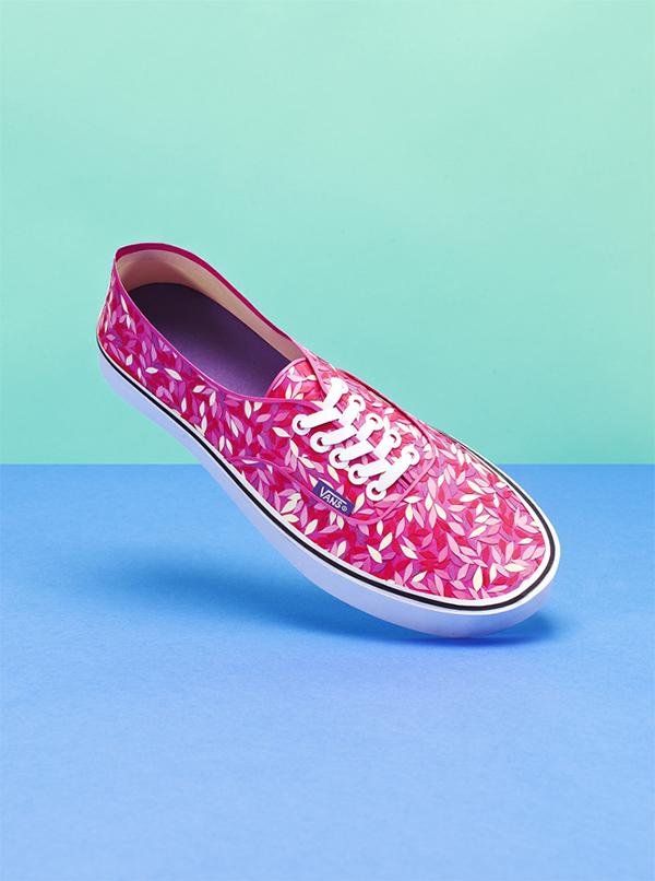 Lydia Shirreff Paper feet