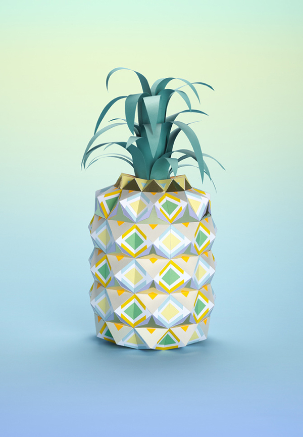 Lydia Shirreff Pineapple