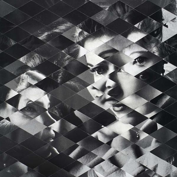 Allison Diaz collage art